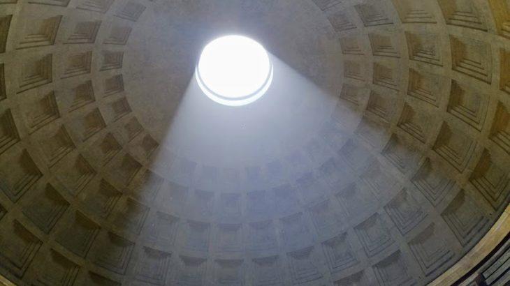 【ローマ観光でおすすめ】古代ローマ時代の完全な遺構パンテオン神殿の見どころ!火災から再建した石造りの栄光