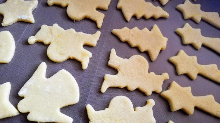 子供も喜ぶ簡単クッキーの作り方!クリスマスにもぴったり!