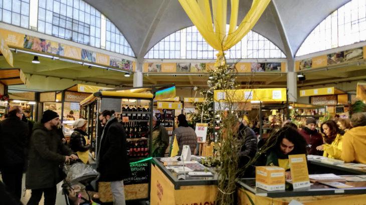 【ローマの市場】日曜の朝市でおみやげ探し!本物のオリーブオイルや美味しい食材も!
