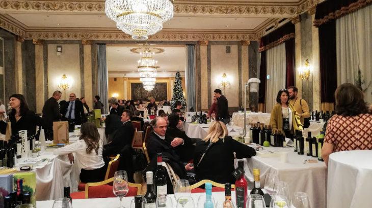 世界トップランキングのオリーブオイル展示会!最高品質をフロス・オレイ・ツアー・イン・ローマで堪能