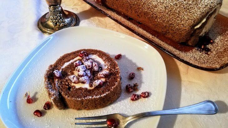 人気のロールケーキをふわふわに作る簡単レシピ!初心者でも大丈夫!