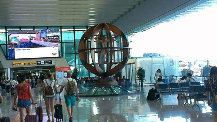 日本からイタリアへの飛行機は何時間かかる?直行便と乗継便どう違う?おすすめは?